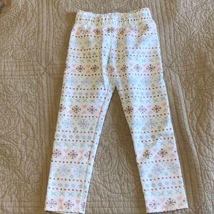 Other - Girls leggings. Size 5-6